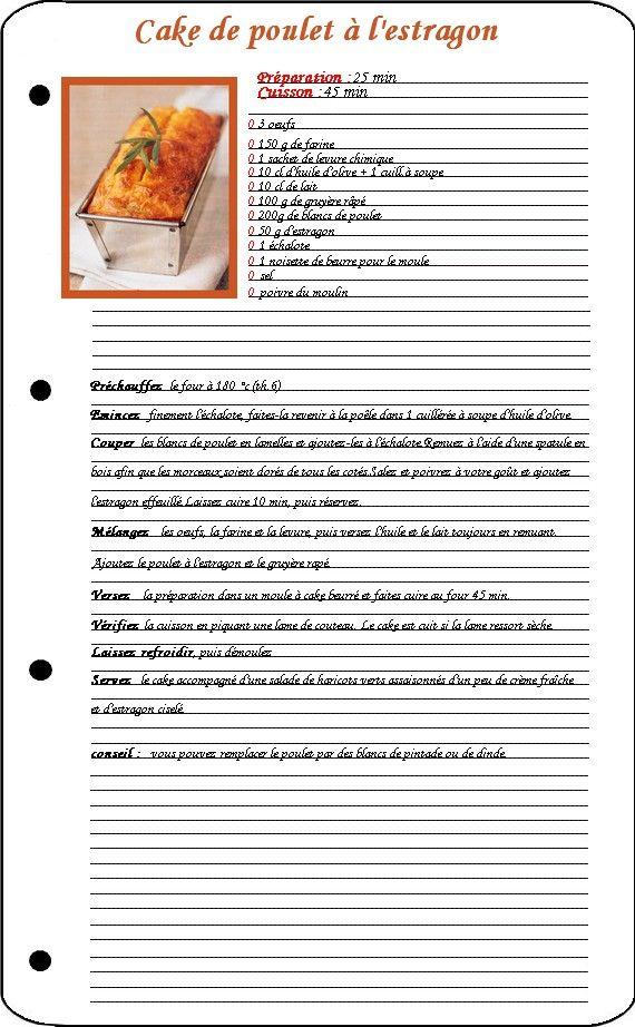 Bekannt recettes de cuisine CI59