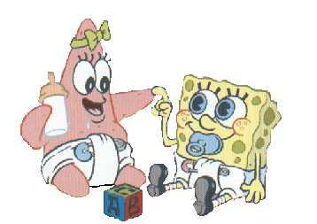 Bob L Eponge Et Patrick