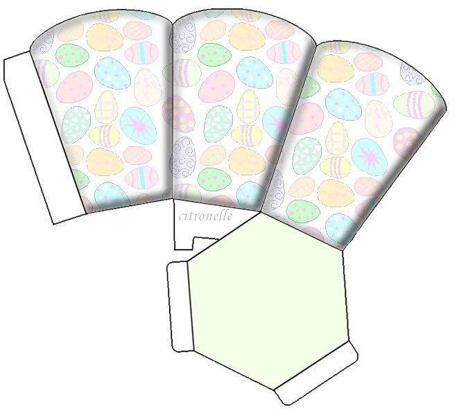 Gabarit boite en carton - Gabarit boite en papier ...