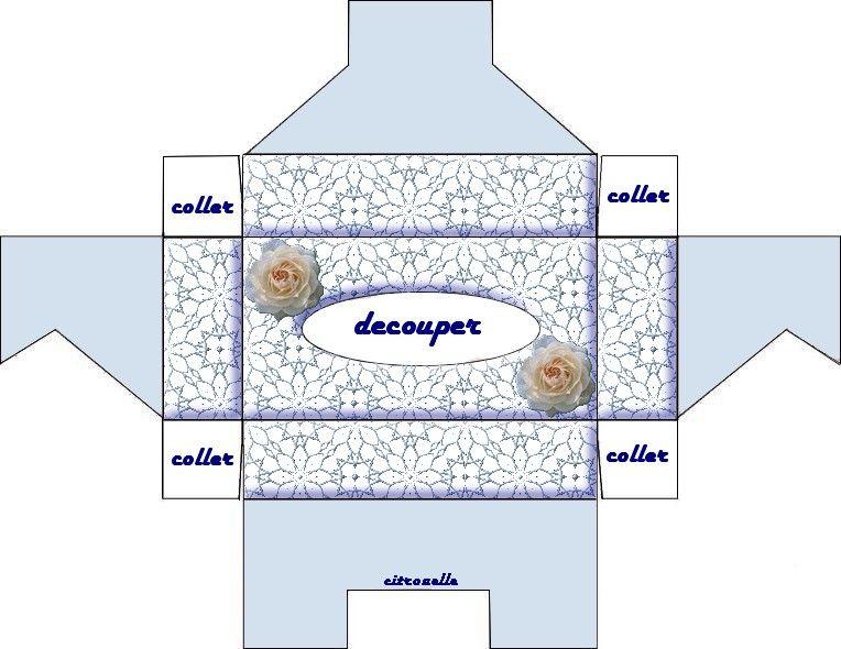 Boites a mouchoirs - Boite de mouchoirs personnalises ...