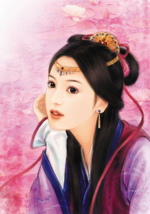 Rencontre femme d'asie